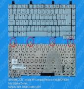 Teclado HP Compaq Presario  DV4000, V4000 Series